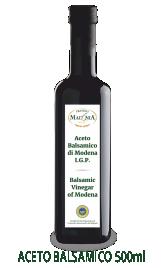Aceto Balsamico 500ml