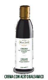 Crema con Aceto Balsamico